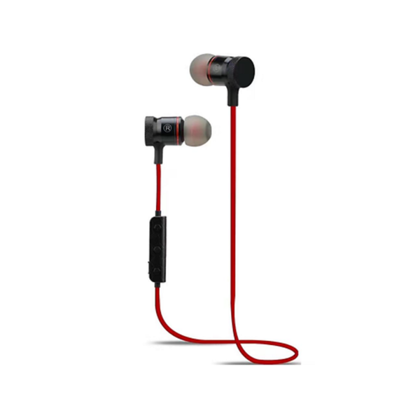 Sports Metal Wireless Bluetooth 4.0 Stereo Earphones Headset Handsfree for phone-1