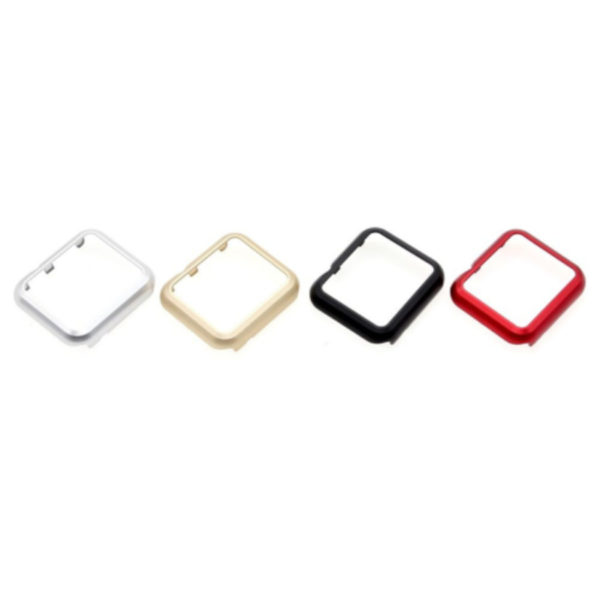 38 42mm Protective Case Cover For Apple Watch iWatch PC Hard Thin Metal Plated-1