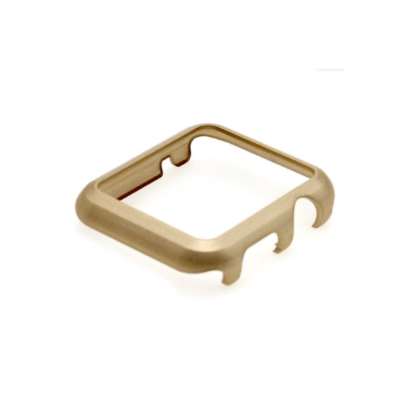 38 42mm Protective Case Cover For Apple Watch iWatch PC Hard Thin Metal Plated-7