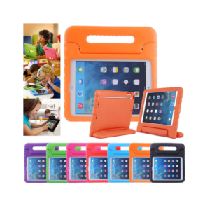 Kids Shock Proof Tough EVA Foam Handle Cover For iPad