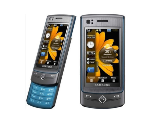 Samsung Ultra GT-S8300 Slide Touch Screen 3G GPS (Unlocked Mobile)