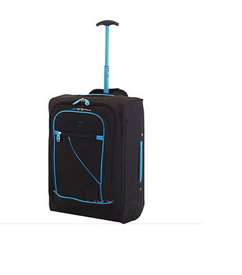 Travel Cabin Hand Bag Luggage Suitcase Trolley 53*35*20cm