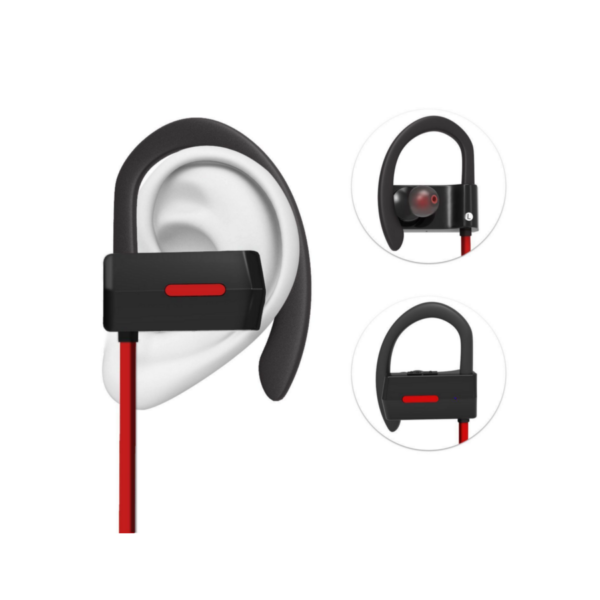 Bluetooth Headphones Wireless In-Ear Sports Stereo Isolating Headset Sweat Proof