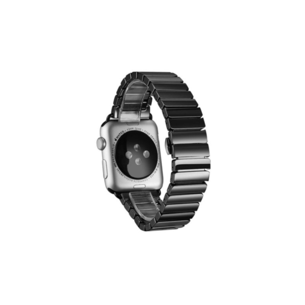 Deluxe-Ceramic-Strap-Watch-Band-For-Apple-Watch-Series-21-Sport-38-42mm-black