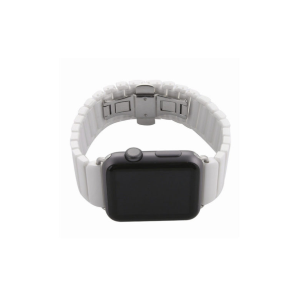 Deluxe-Ceramic-Strap-Watch-Band-For-Apple-Watch-Series-21-Sport-38-42mm-white