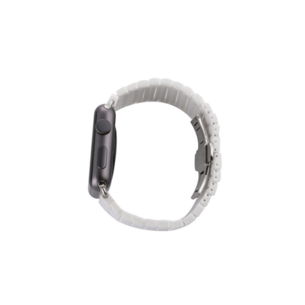 Deluxe-Ceramic-Strap-Watch-Band-For-Apple-Watch-Series-21-Sport-38mm-white