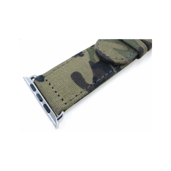 New-Camouflage-Canvas-Strap-Band-Sports-Army-Military-for-iWatch-38-42-mm-282620486753-5