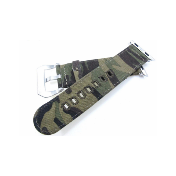 New-Camouflage-Canvas-Strap-Band-Sports-Army-Military-for-iWatch-38-42-mm-282620486753-51