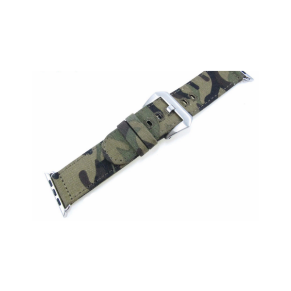 New-Camouflage-Canvas-Strap-Band-Sports-Army-Military-for-iWatch-38-42-mm-282620486753-5123