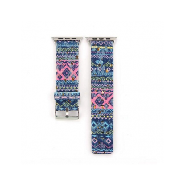 Variation-of-PU-Leather-Loop-amp-Border-style-straps-For-iWatch-Series-1-2-Band-42mm-amp-38mm-282624669776-0ba1blue-pink