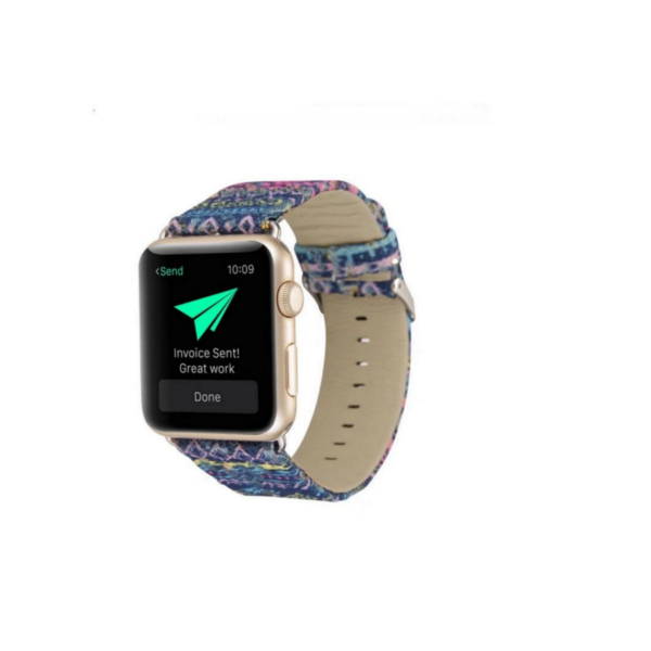 Variation-of-PU-Leather-Loop-amp-Border-style-straps-For-iWatch-Series-1-2-Band-42mm-amp-38mm-282624669776-0ba1h5