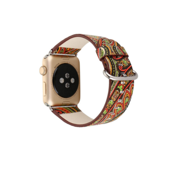 Variation-of-PU-Leather-Loop-iwatch-National-style-straps-For-Apple-Watch-Band-42mm-amp-38mm-4