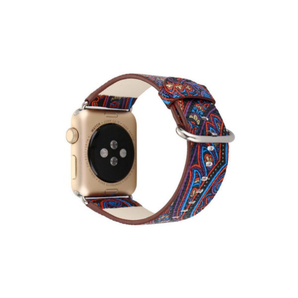 Variation-of-PU-Leather-Loop-iwatch-National-style-straps-For-Apple-Watch-Band-42mm-amp-38mm-6