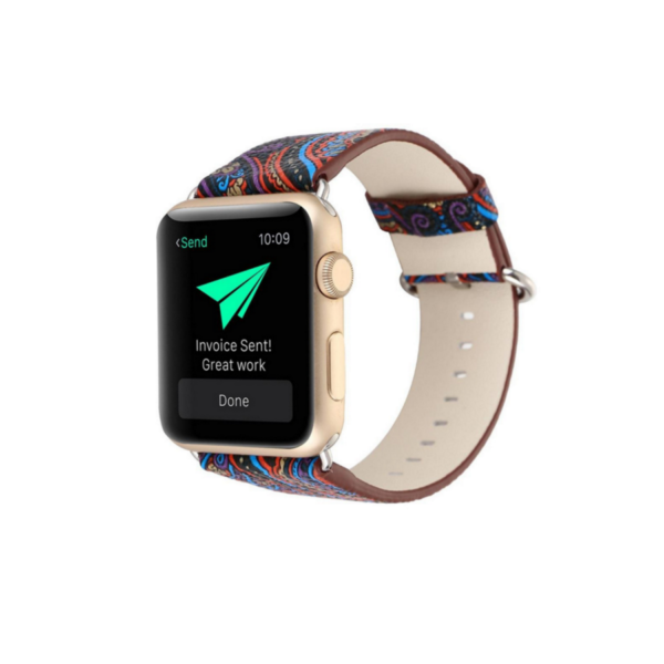 Variation-of-PU-Leather-Loop-iwatch-National-style-straps-For-Apple-Watch-Band-42mm-amp-38mm-7