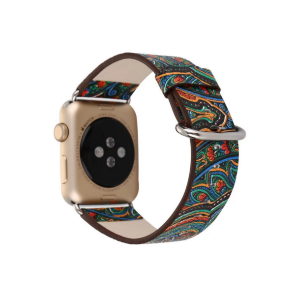 Variation-of-PU-Leather-Loop-iwatch-National-style-straps-For-Apple-Watch-Band-42mm-amp-38mm-8