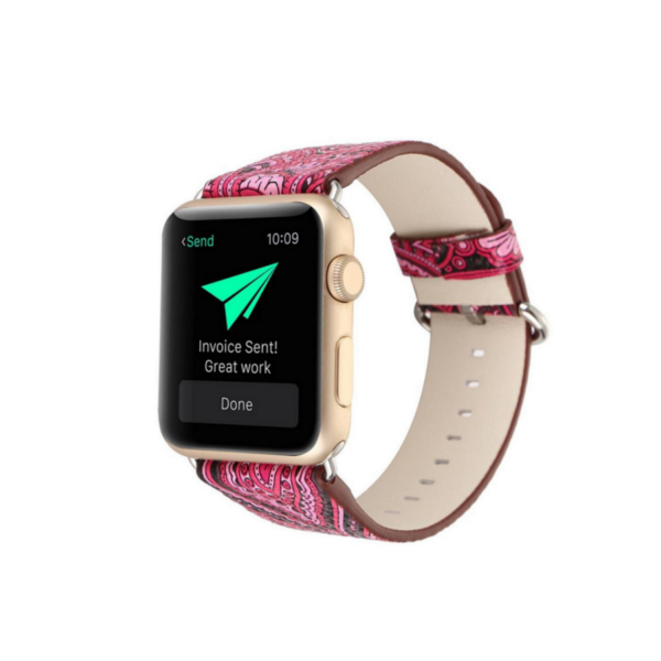 Variation-of-PU-Leather-Loop-iwatch-National-style-straps-For-Apple-Watch-Band-42mm-amp-38mm-h3