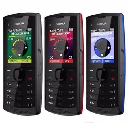 ! Nokia X1-01 Dual Sim Unlocked Mobile Phone