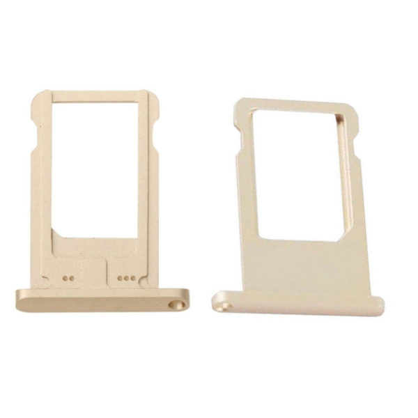 New Replacement SIM Card Holder Tray Plate Gold For iPad 6