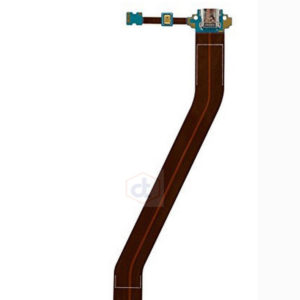 Charging USB Port Flex Cable Dock for Samsung Galaxy Tab 2 10.1 P5100 P5110
