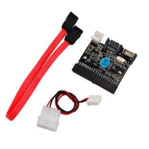 2 in 1 IDE to SATA / SATA to IDE ADAPTER CONVERTER + CABLES UK STOCK UK Sell