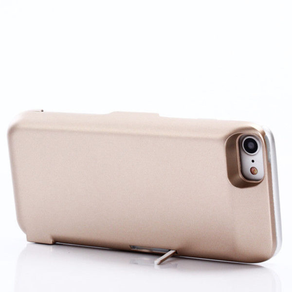 Smart Cover Case Battery Power Bank Charger Dock For iPhone 6/6 Plus 7/7 Plus