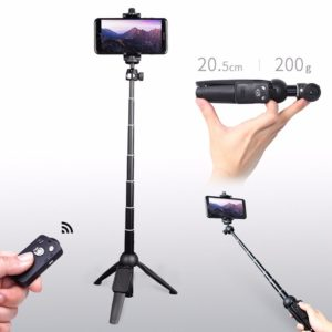 Bluetooth Remote Selfie Stick Yunteng YT-9928 Handheld Tripod For iPhone Samsung