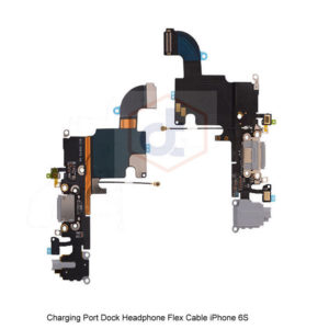 Charging Port Dock Headphone Mic Audio Flex Cable For iPhone 6S