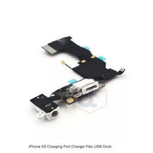 For iPhone 5S Charging Port Flex Headphone Jack Flex Dock OEM Replacement part