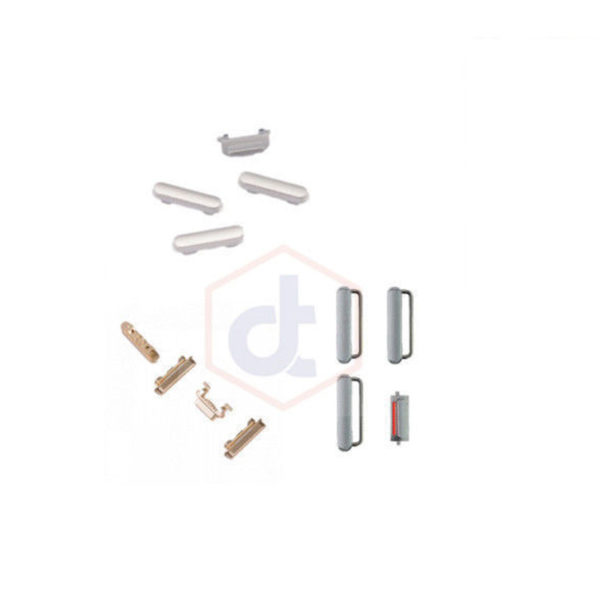 Replacement part for Side Power, Volume & Mute Button Set for iPhone 6.