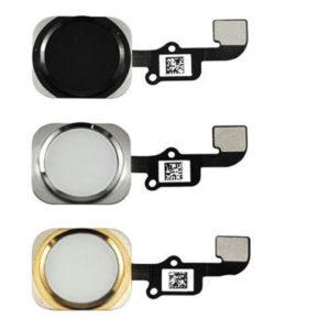 Home Button Flex Cable Touch ID Assembly For Apple iPhone 6 Plus fingerprint