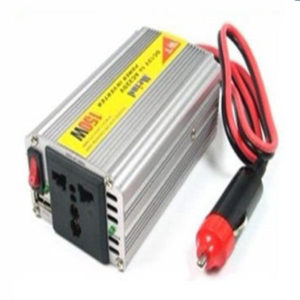 150W DC 12V to AC 220V Car Power Inverter USB connector volt transformers UK