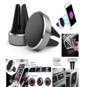 ATL Universal 360° In Car Magnetic Air Vent Holder Mobile Phone Mount GPS PDA