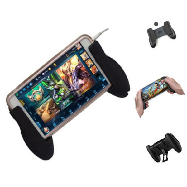 Smart Clip Mobile Phone Clamp Holder Stand Gamepad Grip for Touch Screen Game