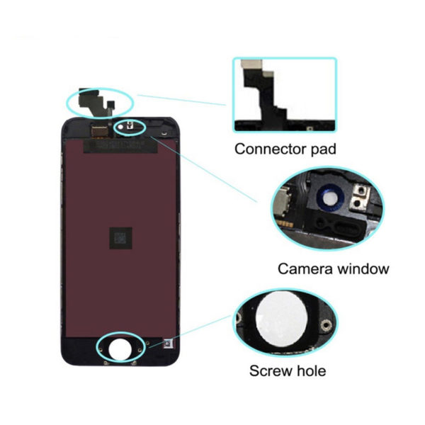 For IPhone 6 Plus LCD Touch Display Digitizer Screen Replacement & Tools