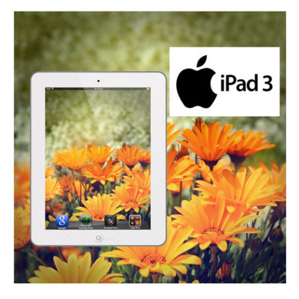 Apple iPad 3 16GB Wi-Fi and Cellular
