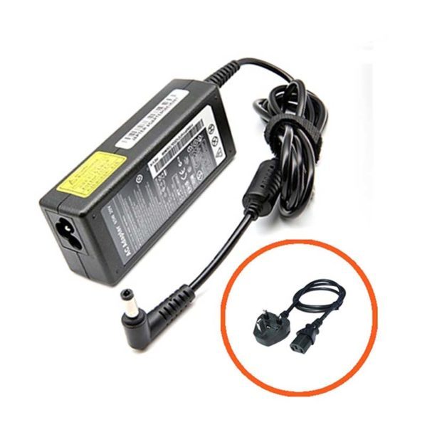 For Toshiba 65W Satellite Pro C650 C650D C660 C660D Laptop Charger/Adapter UK