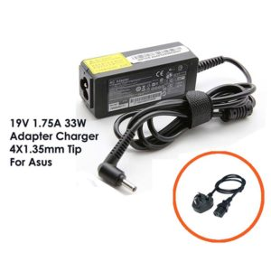 Asus laptop adapter charger 19V 1.75A 33W Zenbook VivoBook AD891M21 Q200E Series