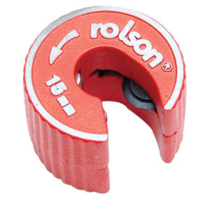 Rolson Rotary 15mm 22mm Copper Pipe Tube Cutter Self-Locking spare Slicer Wheels