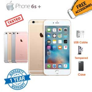 Apple iPhone 6s Plus 16GB 32GB 64GB 128GB Unlocked Smartphone various colours