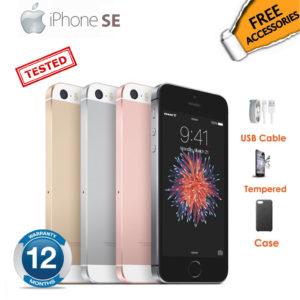 Apple iPhone SE Unlocked 16/32/64/128GB Smartphone Various Colours