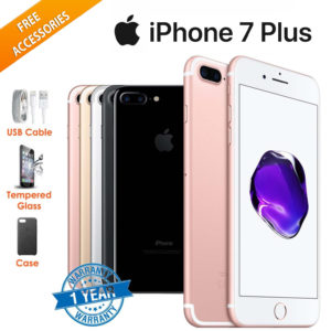 Apple iPhone 7 Plus 32GB 128GB 256GB Unlocked SIM Free Smartphone Various Grades