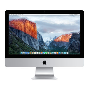 Apple iMac 21.5 Inch 2.7GHz Intel i5 2TB HDD 8GB RAM Late 2013