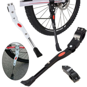 Heavy Duty Adjustable Bicycle Kickstand Mountain Bike Cycle Prop Side Rear Kick Stand