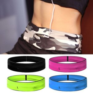 Running Belt Waist Exercise Fitness & Bag Flip Style Pouch For Mobile Cash Keys