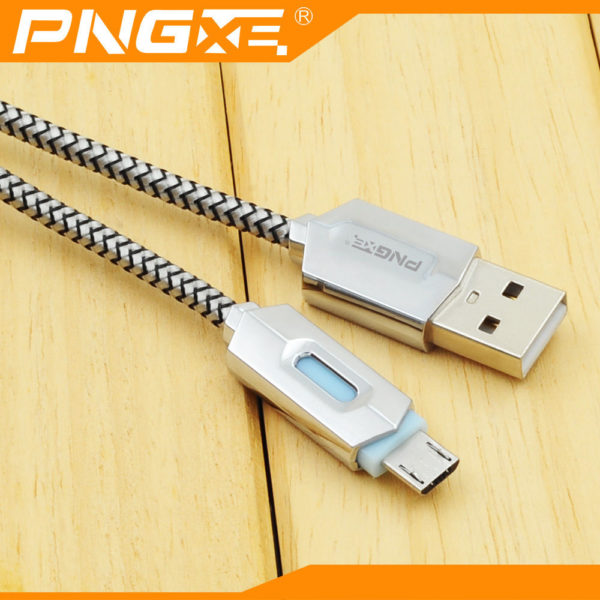 New-Strong-PNGXE-Metal-LED-USB-Lightning-Sync-Charging-cable-for-Samsung-Phones-282285803660-7