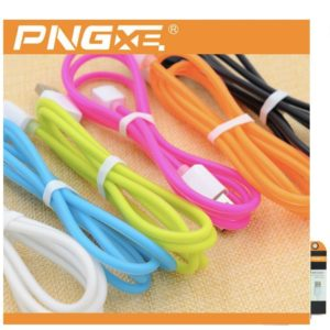 PNG Jelly Lightning Sync Data USB Charging Cable Samsung S3 S4 S5 S6 S7