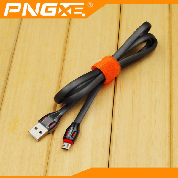 New-Strong-PNGXE-Flat-USB-Sync-Data-Charging-Cable-For-Samsung-Phones-Tablets-282285515297-2