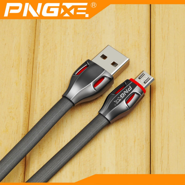 New-Strong-PNGXE-Flat-USB-Sync-Data-Charging-Cable-For-Samsung-Phones-Tablets-282285515297-6