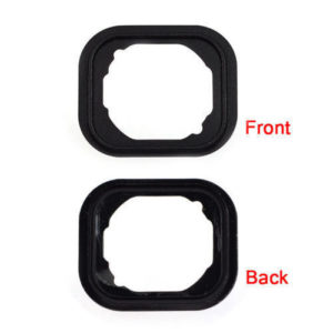 Home Button Holder Rubber Gasket Silicon Repair For iPhone 6/6s, 6 Plus/6s Plus