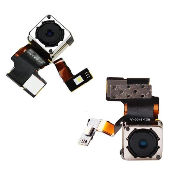 iPhone 5 Replacement Rear Camera Module Unit With Flash - OEM